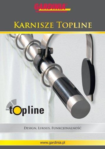 Karnisze Topline - Gardinia