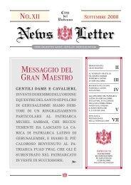Italiano - La Santa Sede