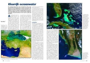 Kleurrijk oceaanwater - Kees Floor