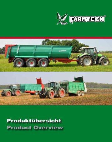 Einachs-Dreiseitenkipper EDK Single-axle tipping trailer  EDK - VPP