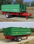 Einachs-Dreiseitenkipper EDK Single-axle tipping trailer  EDK - VPP - Seite 4