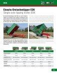 Einachs-Dreiseitenkipper EDK Single-axle tipping trailer  EDK - VPP - Seite 5