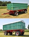 Einachs-Dreiseitenkipper EDK Single-axle tipping trailer  EDK - VPP - Seite 6