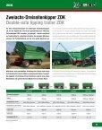 Einachs-Dreiseitenkipper EDK Single-axle tipping trailer  EDK - VPP - Seite 7