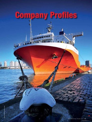Maritime Services Directory 2013 - SuperYacht Industry