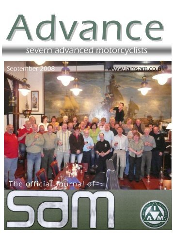 severn advanced motorcyclists