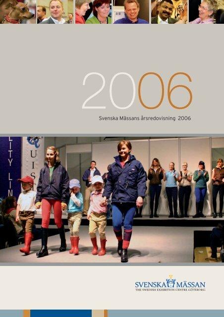 2006 (PDF-dokument, 2,2 MB) - Svenska Mässan