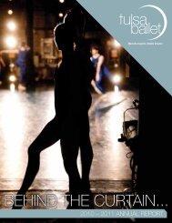 2010 – 2011 ANNUAL REPORT - Tulsa Ballet