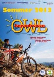 Sommer 2013 - Jugendreisen OWL
