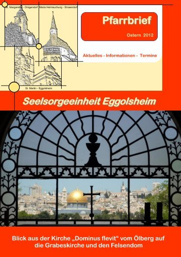 Termine - Pfarrei St. Martin Eggolsheim