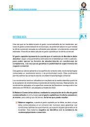 PAC BENIDORM-CAP-08-Balance comercial.pmd - Pateco