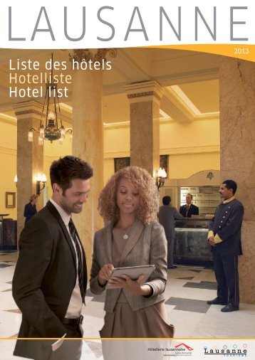 Hotelliste - Cooperation at EPFL