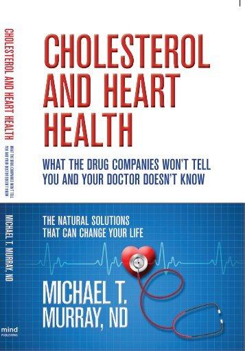 Cholesterol-Heart-Health-Book