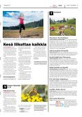 24: 19.6. 2008 - Espoon seurakuntasanomat - Page 5