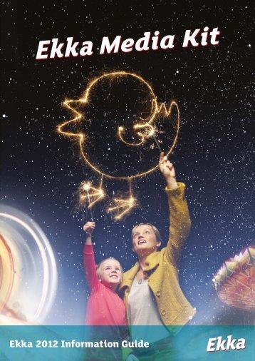 Ekka 2012 Information Guide