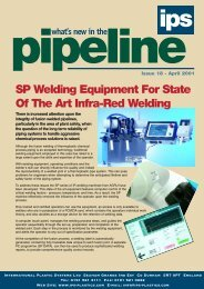 Issue 18 - IPS Flow Systems