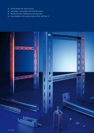BSS. Function maintenance: ladder systems