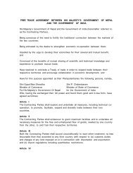 free trade agreement between his majesty's government of ... - WITS