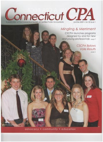 Trust Fund Recovery – CSCPA Magazine Jan-Feb 2009