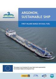 ARgonon, susTAinAblE ship - Informatie Binnenvaart