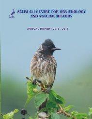 SACON Annual Report 2010-2011