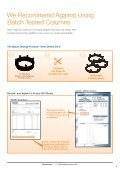 Simulated Distillation Simulated Distillation - Phenomenex - Page 5