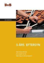 5-ÅRS EFTERSYN - BvB