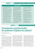 syndrome d'apnées du sommeil - SFRMS - Page 6