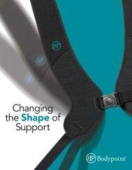 PivotFit Shoulder Harness Brochure - Seating Dynamics