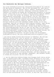 Die Geschichte der Entruper Schützen. Aus einem ... - Nieheim-Entrup