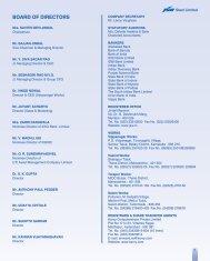 BOARD OF DIRECTORS - Domain-b