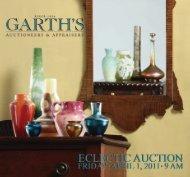 Garth's APRIL2011_brochure_ca_Layout 1 - Garth's Auctions, Inc.