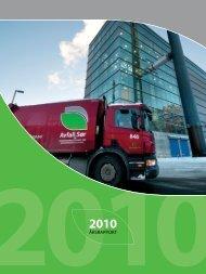 Årsrapporten for Avfall Sør 2010 kan du lese her. - Songdalen ...