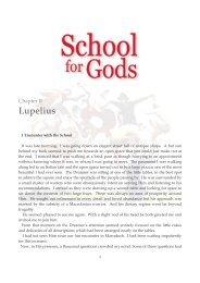 Lupelius - The School for Gods