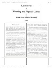 Page 1 of 9 Farmer Burns - Lessons in Wrestling & Physical Culture ...