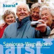 Seniorenwegweiser - Stadt Kaarst