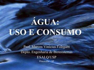 Agua Uso e Consumo2.pdf - LEB/ESALQ/USP