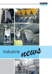 Industrie Report, Ausgabe 2010, deutsch - Hans Huber AG