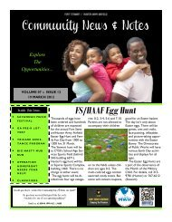 Community News & Notes - Fort Stewart Morale Welfare and ...