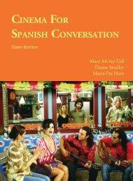 CINEMA FOR SPANISH CONVERSATION - Focus Publishing