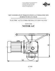 NOTOR A/C - Neptun Gears