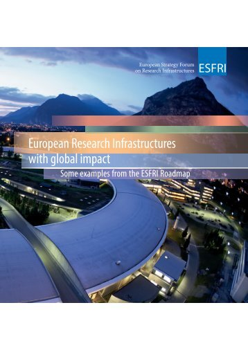 European Research Infrastructures with global ... - INFRAFRONTIER
