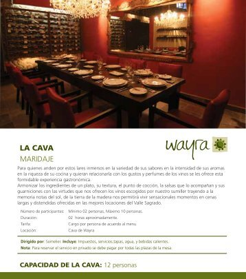 PDF La Cava +info - wayra