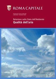 Qualità dell'aria - Comune di Roma