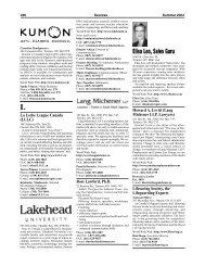Sources 54 - Listings L - P