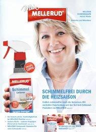 Kundenmagazin H/W I - MELLERUD Chemie GmbH