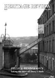 UAHS 2003 - complete - Ulster Architectural Heritage Society