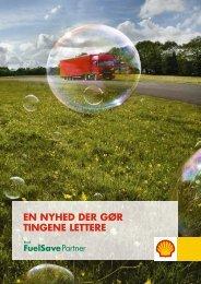 Brochure om FuelSave Partner