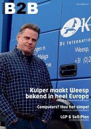 Kuiper maakt Weesp bekend in heel Europa - WeesperNieuws