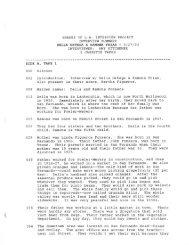 Transcribed Summary - Los Angeles Public Library